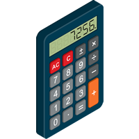 Access our rate calculator >> image